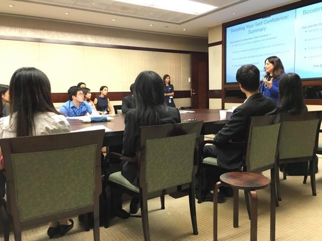Goldman Sachs Training Workshop